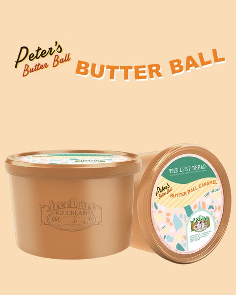 Butter Ball Caramel