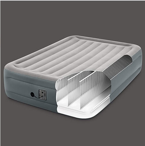 Airbed Mattress Queen King With Built In Pump Inflatable Air Bed Airbeds Size