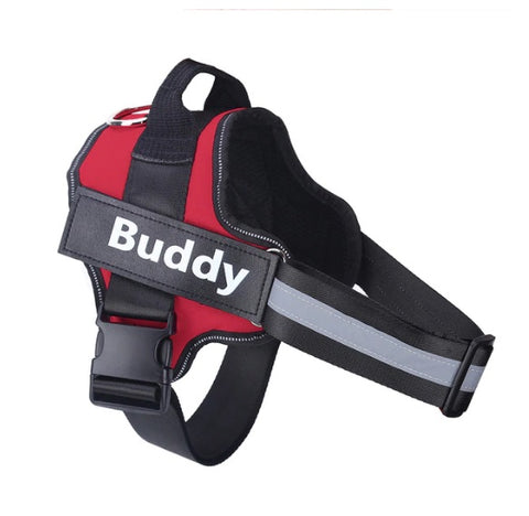 Dog Harness No Pull Puppy Harness Customized Personalized
