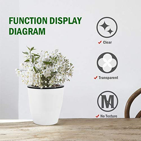 Wall Planters Hanging Holders Plant Pot Pots Indoor Flower Mounted Vertical Planter