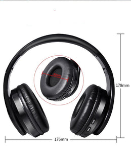 Wireless Bluetooth Noise Cancelling Headphones Headset