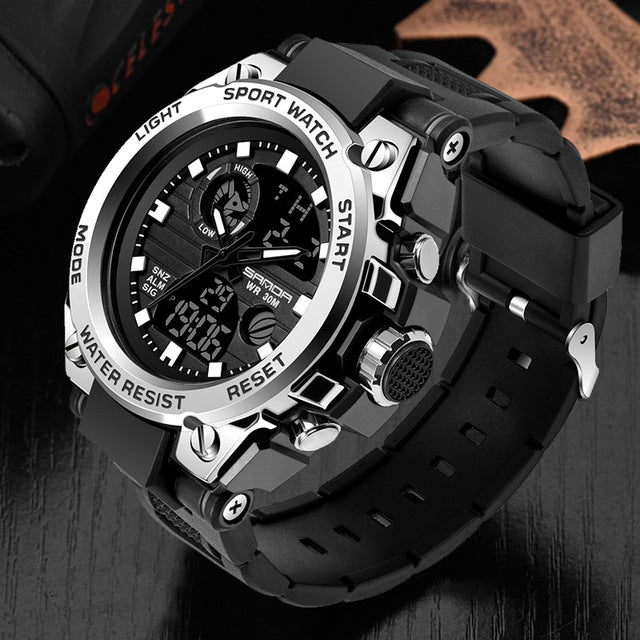 Military Tactical Watch Style For Men Army Watches Mens Grade Digital Wrist Wristwatches