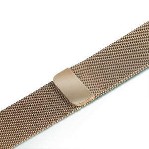Apple Watch Band Straps Series iWatch 38mm 42mm i Luxury Stainless Steel 3 Bands Wristbands Series 4 Rose Gold