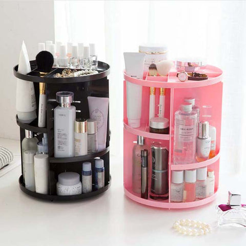 Makeup Organizer Storage Holder For Cosmetics Brush Drawers Cosmetic