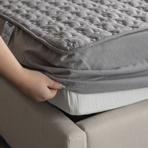 Mattress Cover Pad Protector Waterproof Queen And King Size Bed