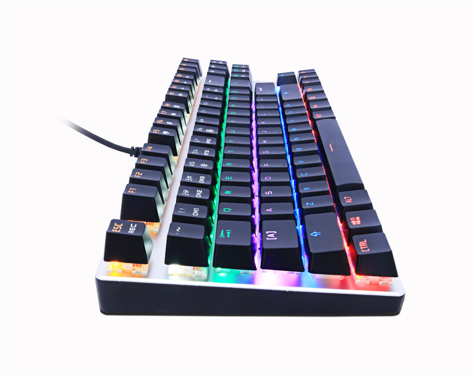Mechanical Keyboard Gaming Small Mechanicalkeyboards