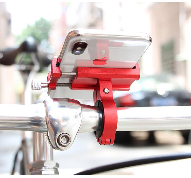 Bike Phone Holder Mount Bicycle Cell Phone For Handlebar