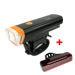 Bicycle Lights Bike Rechargeable Light LED Tail