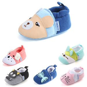 Boy Kids Slippers Baby Childrens