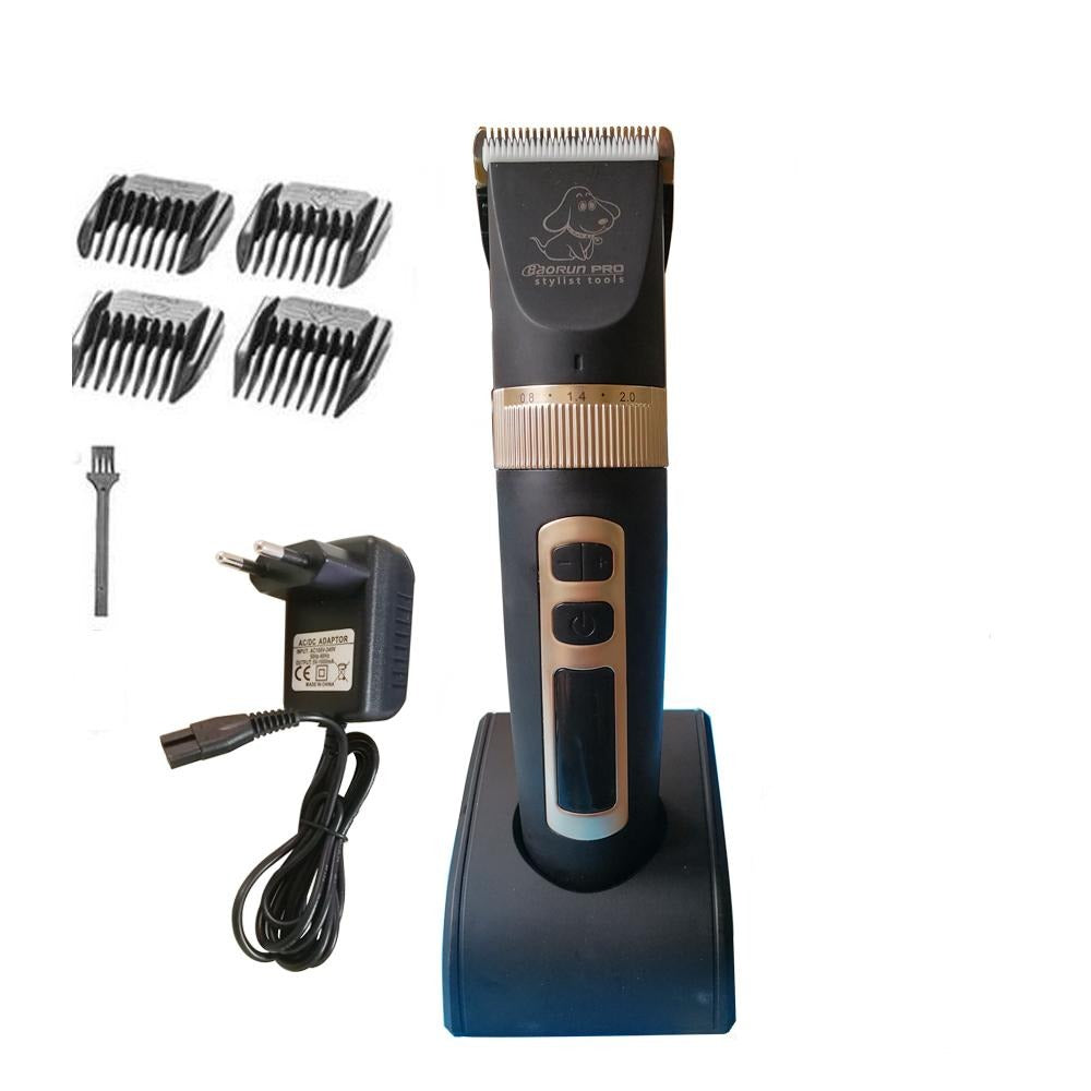 Dog Clippers Grooming Hair Trimmers Kits Shears Trimmer Clipper Shaver