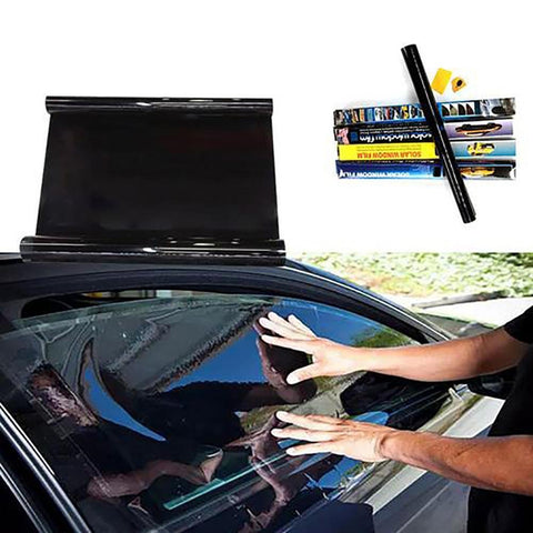 Car Window Tint Auto Tinting Windshield Front And Back