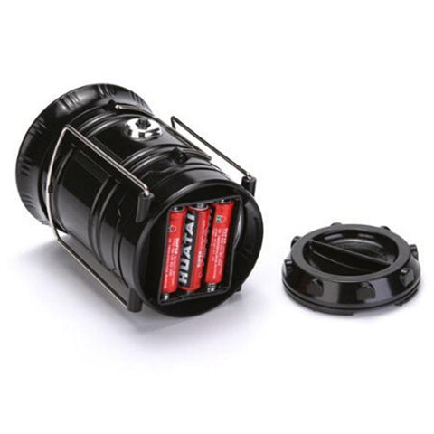 Camping Lantern Lights Battery Operated LED Collapsible And Portable Lamp Lanterns