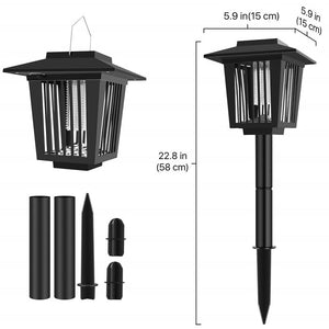 Mosquito Zapper Lamp Killer Outdoor Trap Set Indoor bug best
