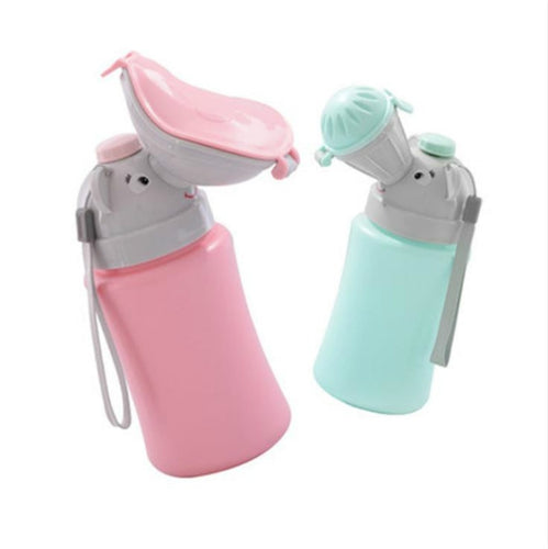 Travel Potty Portable For Car Kids Pee