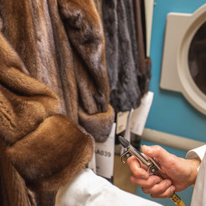 Fur Cleaning & Storage Services
