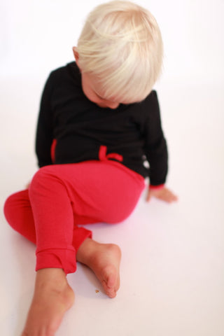 unisex children's leggings