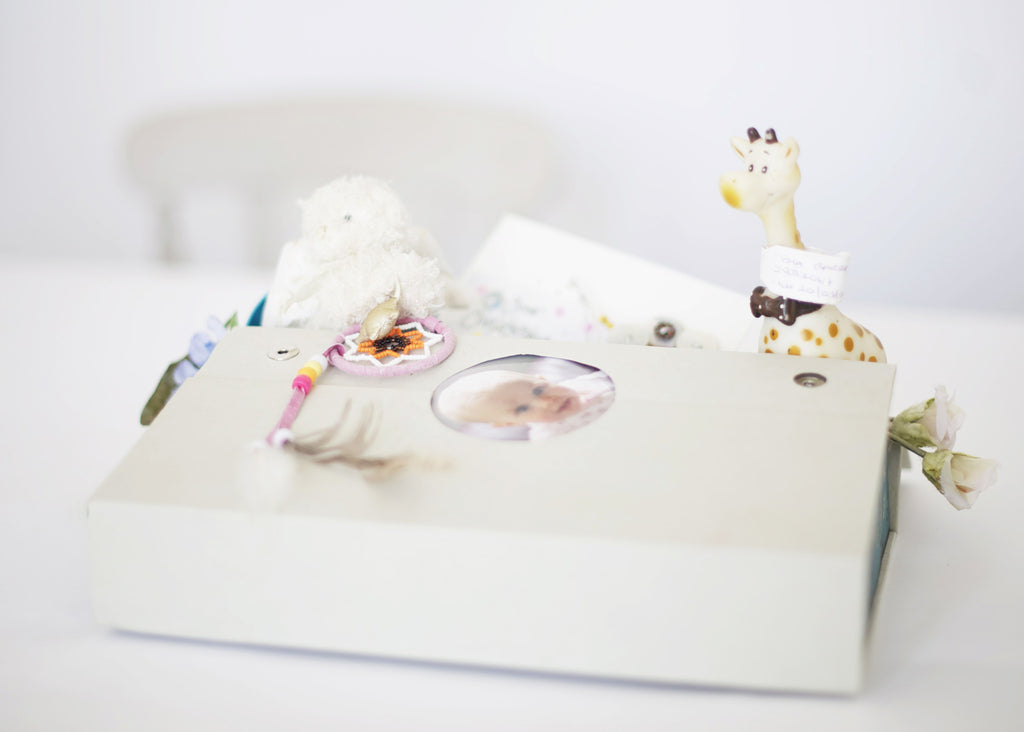 Handmade Keepsake Giftbox