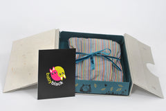Personalised baby shower gift box