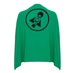 kids superhero capes - Afro Supa Hero - Supa Bro Twin
