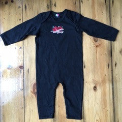 black clothing for babies - funky baby onesie, unique mother's day gift