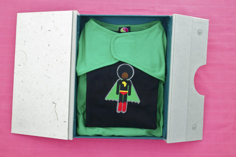 AFRO SUPA® Children's Superhero Gift Box