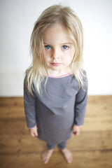 organic kids clothes - girls dresses
