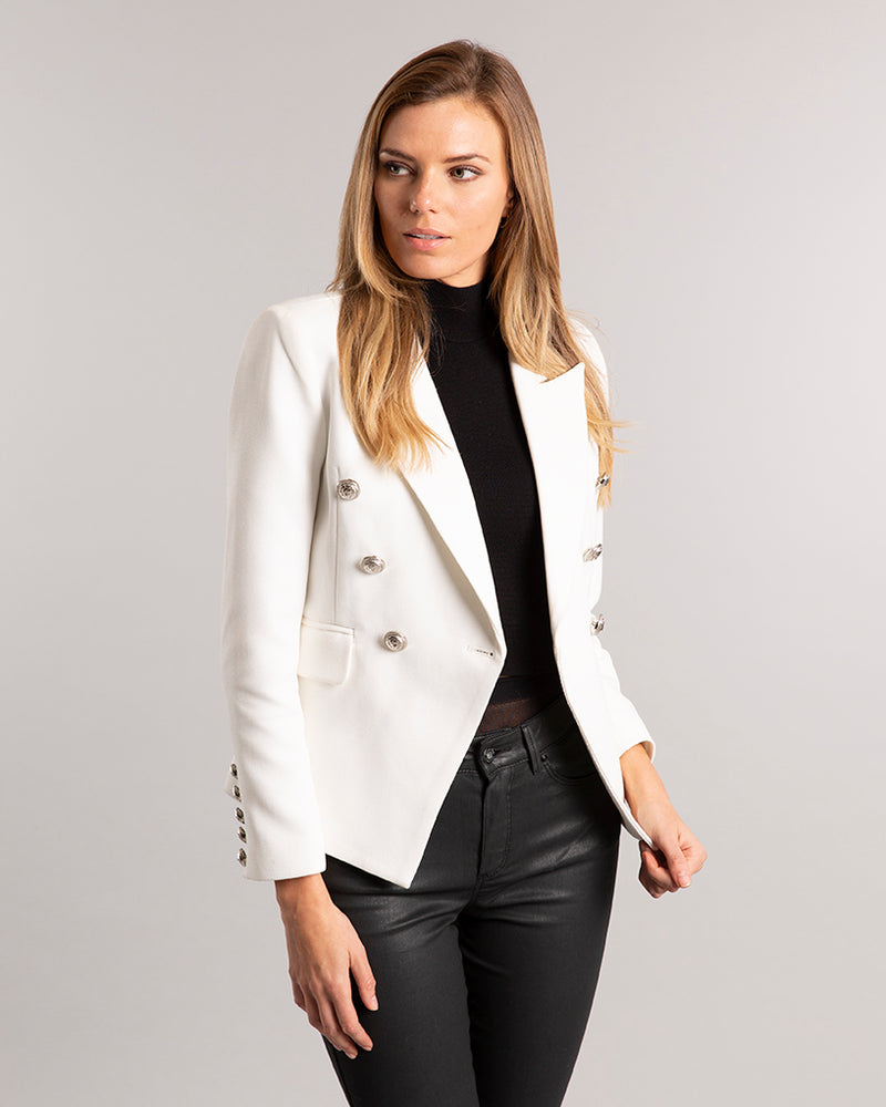 Windsor Winter White Blazer