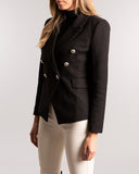 Windsor Blazer Black