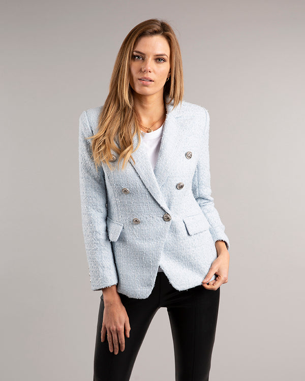 Knightsbridge Blazer Powder Blue