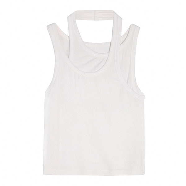 Fox Tank Sleeveless Tank Top