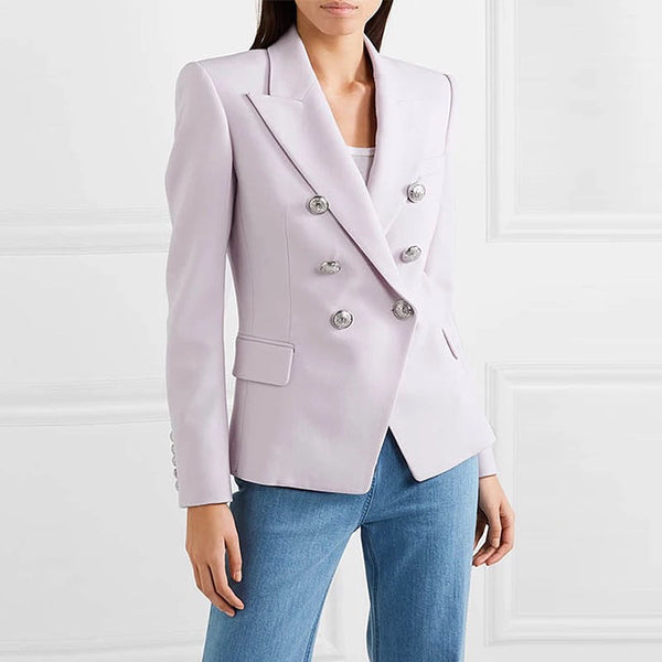 Windsor Blazer Blush