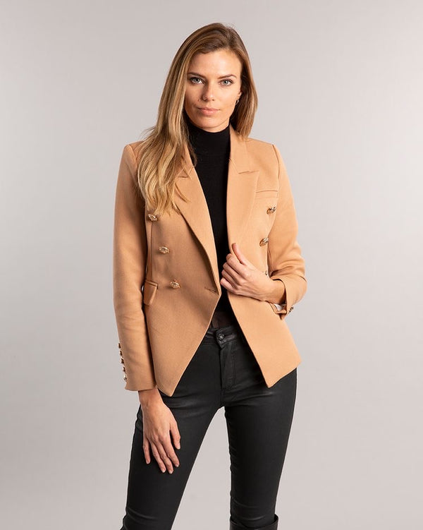 Windsor Blazer Camel