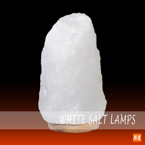 White Natural Lamps