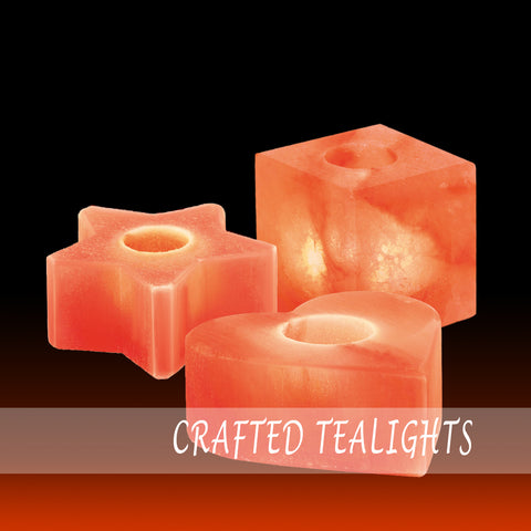 Crafted Tealight Holders