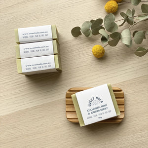 Sweet Nola Eco Clean Soaps