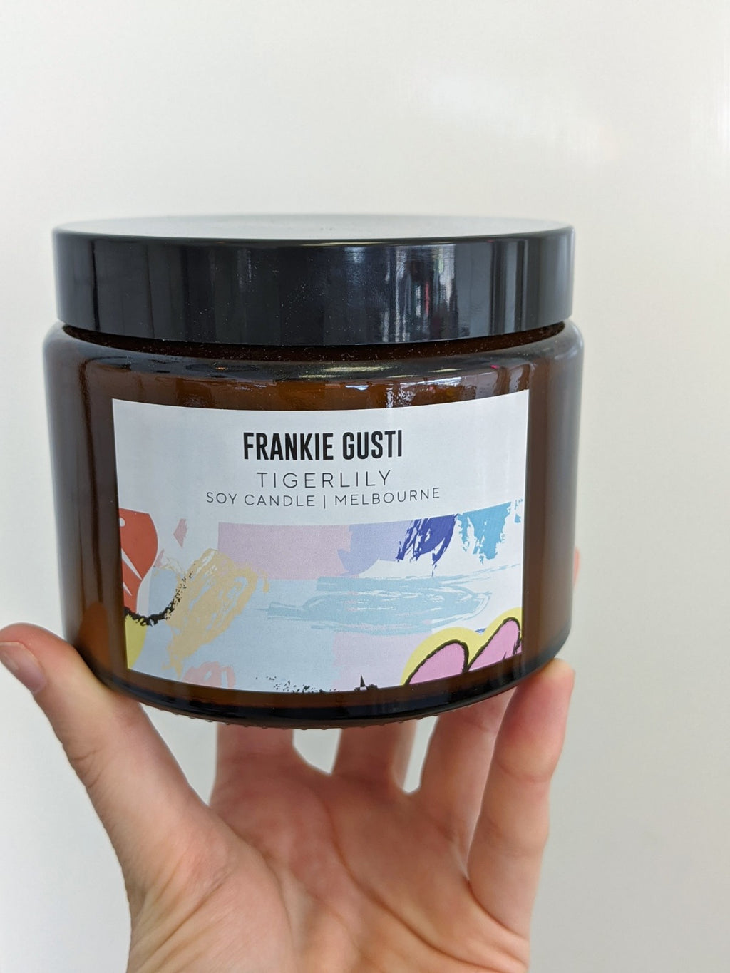 Big Honey - Frankie Gusti Candle