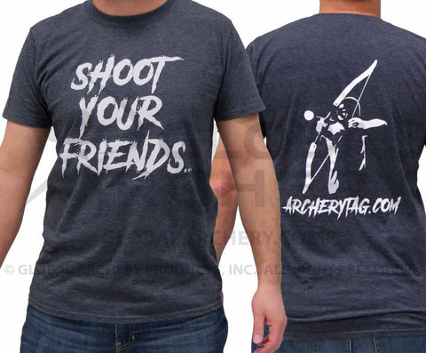 Shoot Your Friends T-Shirt