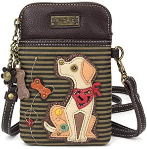 Cross-Body Phone Bag - Good Dog