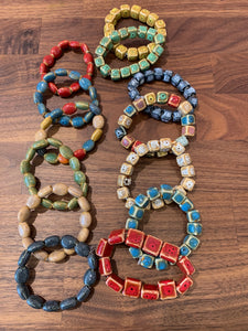 CLAY Stackable Bracelets