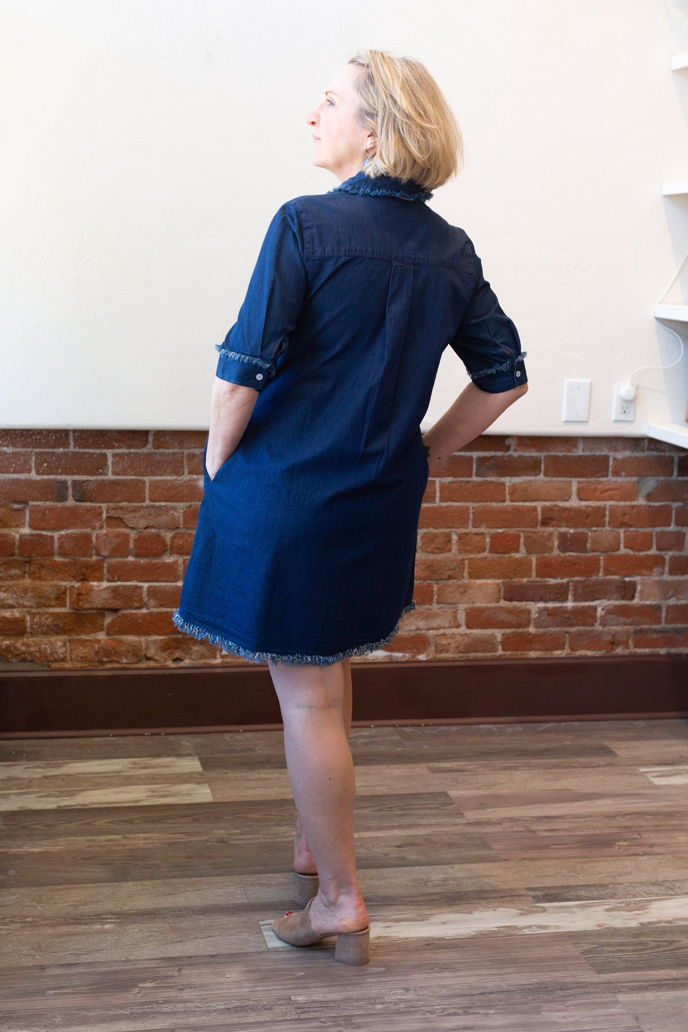 Everyday Denim Dress
