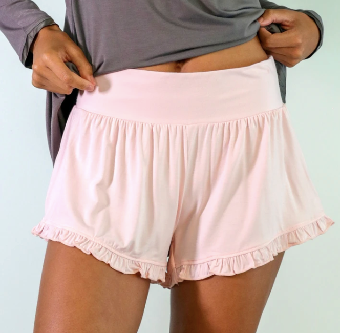 Faceplant Dreams - Ruffle Short