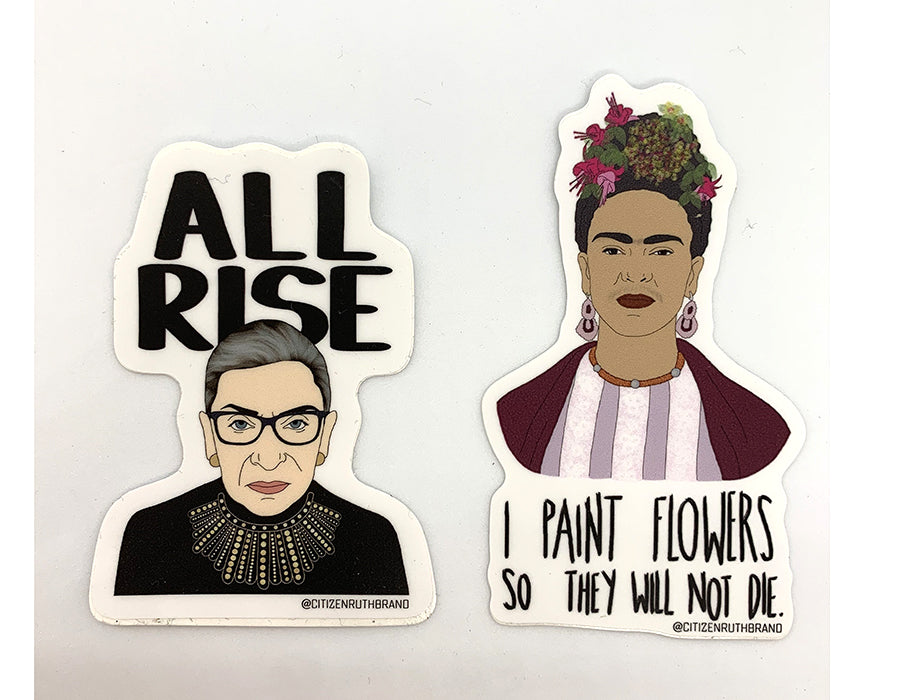 Stickers - Ruth & Frida
