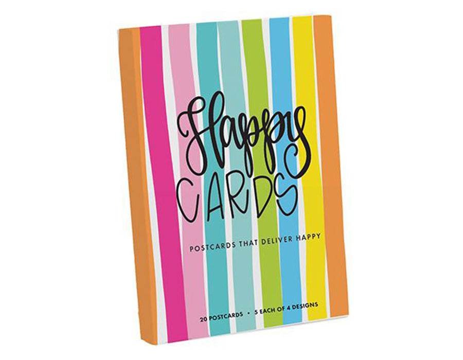 HAPPY Cards - Postcards That Deliver HAPPY