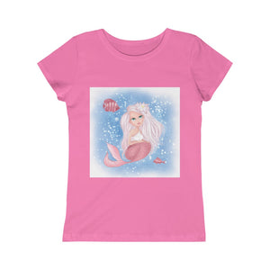 Mermaid Talking Tee