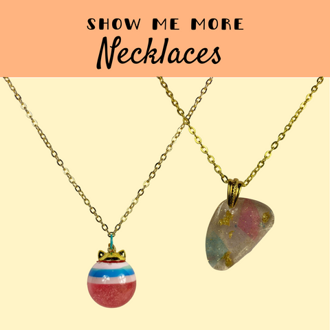 See more Necklaces