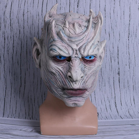 Night King Mask Horror Face - migikid