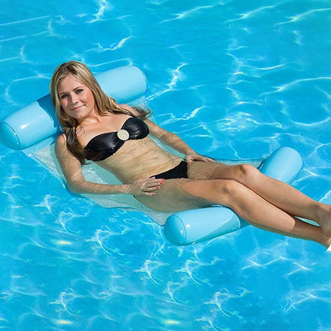 Recliner Inflatable Swimming Mattress - migikid