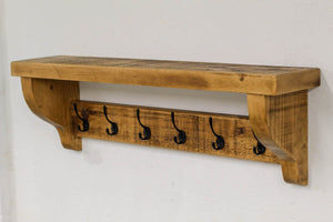 Coat Rack Shelf
