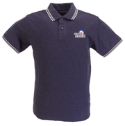 Ikon Original Grey Tipped 100% Cotton Polo Shirts - Ikon Original