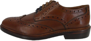 Ikon Original Leather Brogues in Tan